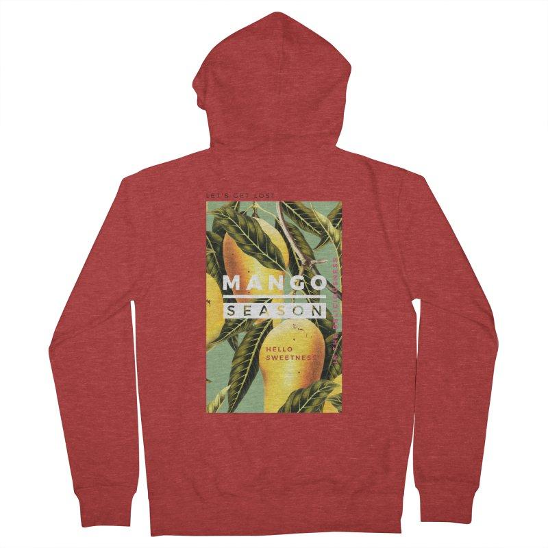 Mango Season Men's Zip-Up Hoody by 83oranges
