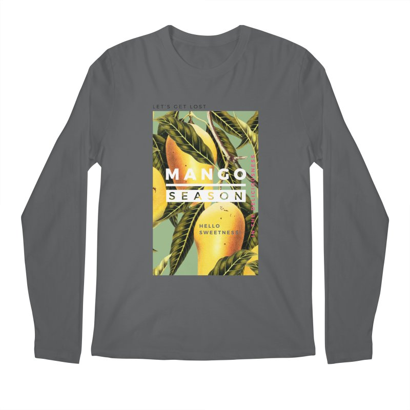 Mango Season Men's Regular Longsleeve T-Shirt by 83oranges