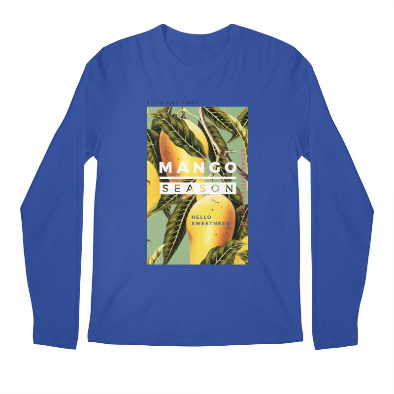 Mango Season Men's Longsleeve T-Shirt by 83oranges