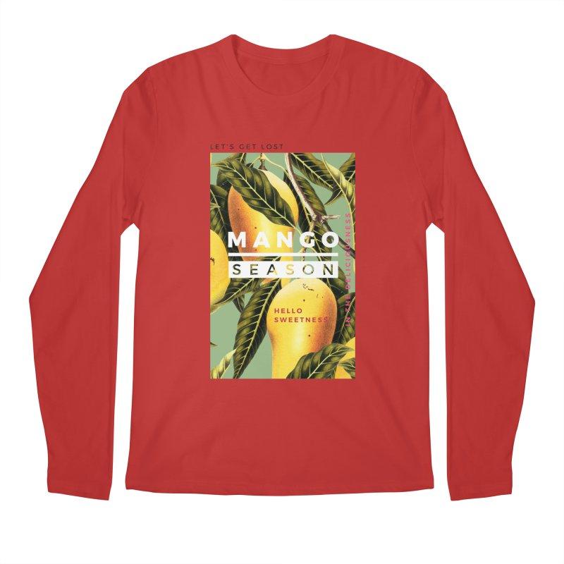 Mango Season Men's Longsleeve T-Shirt by 83oranges