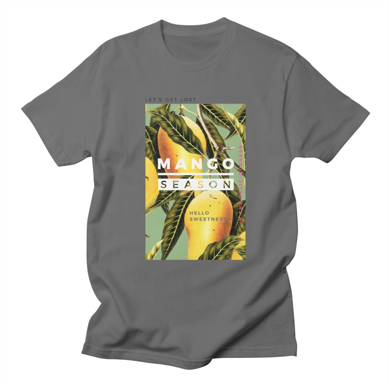 Mango Season Men's T-shirt by 83oranges
