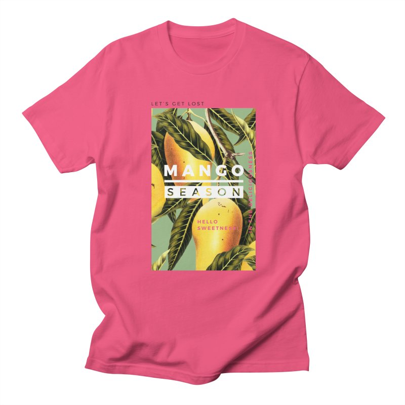 Mango Season Men's T-Shirt by 83oranges