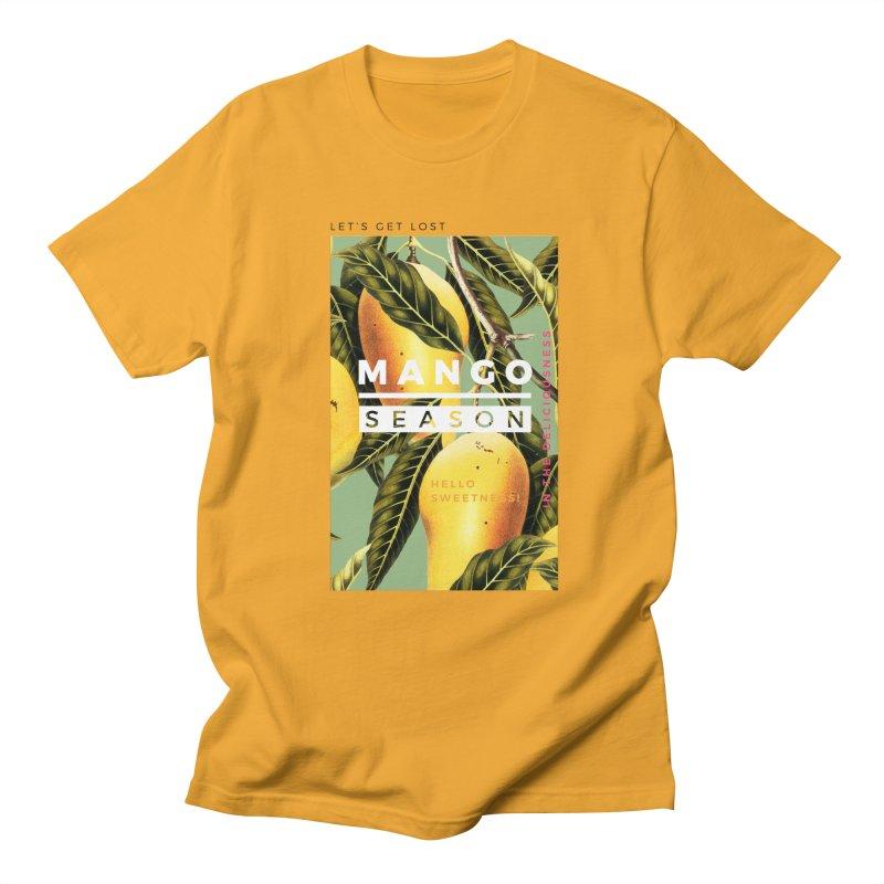 Mango Season Men's Regular T-Shirt by 83oranges