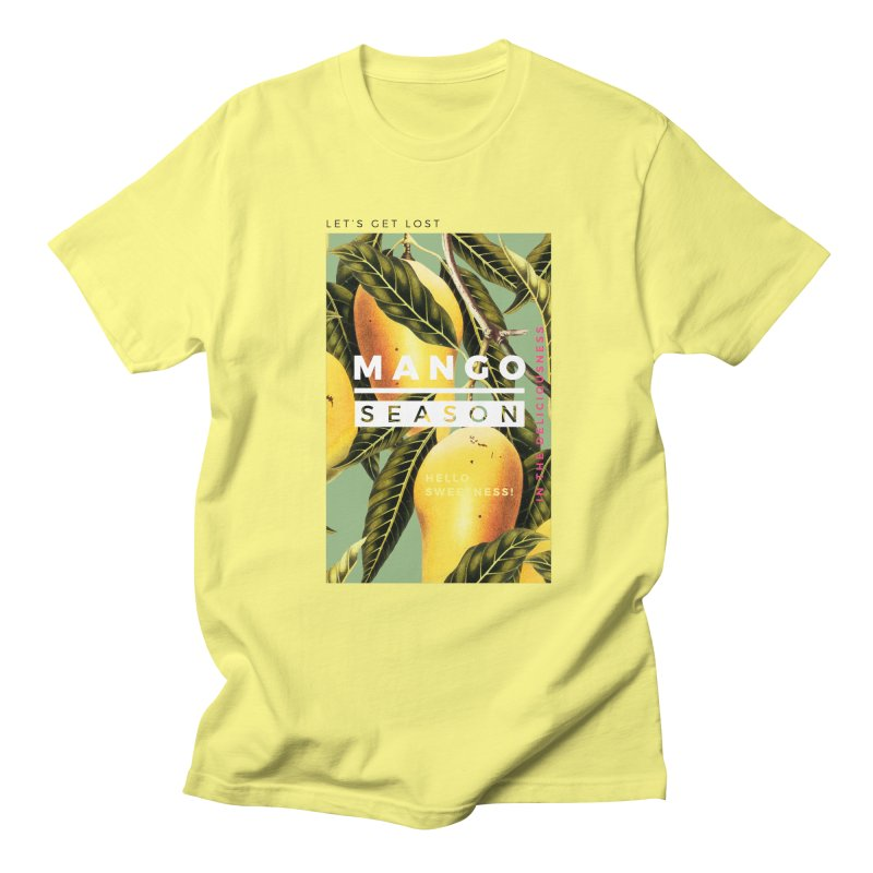 Mango Season Women's Unisex T-Shirt by 83oranges