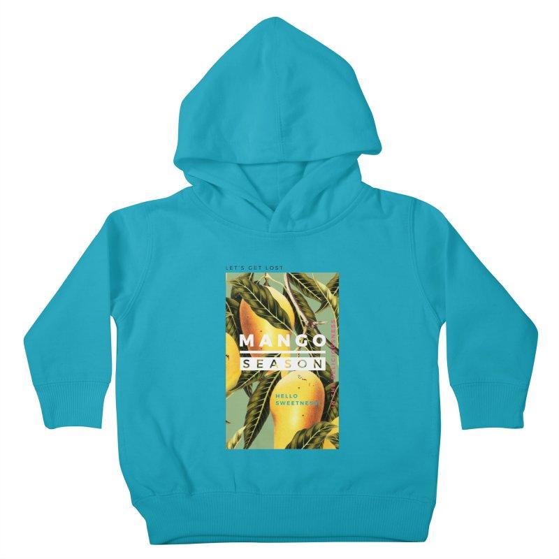 Mango Season Kids Toddler Pullover Hoody by 83oranges