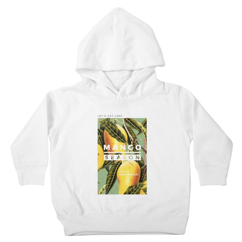 Mango Season Kids Toddler Pullover Hoody by 83oranges