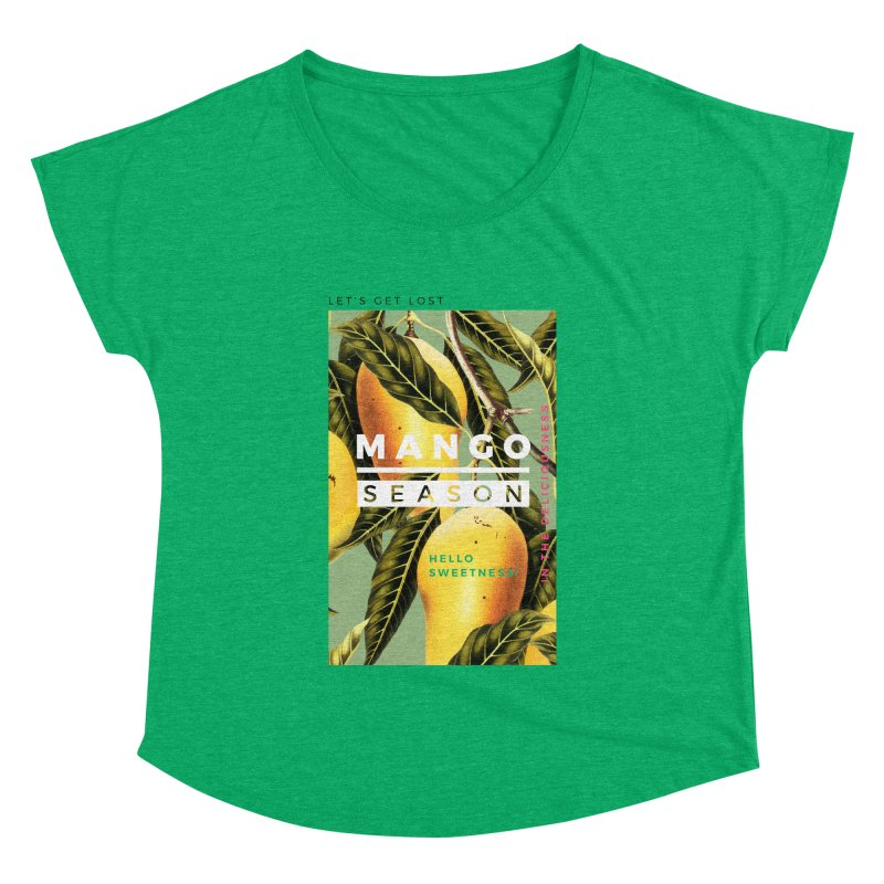 Mango Season Women's Dolman by 83oranges