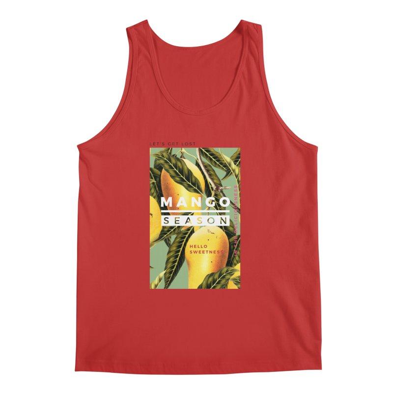 Mango Season Men's Tank by 83oranges