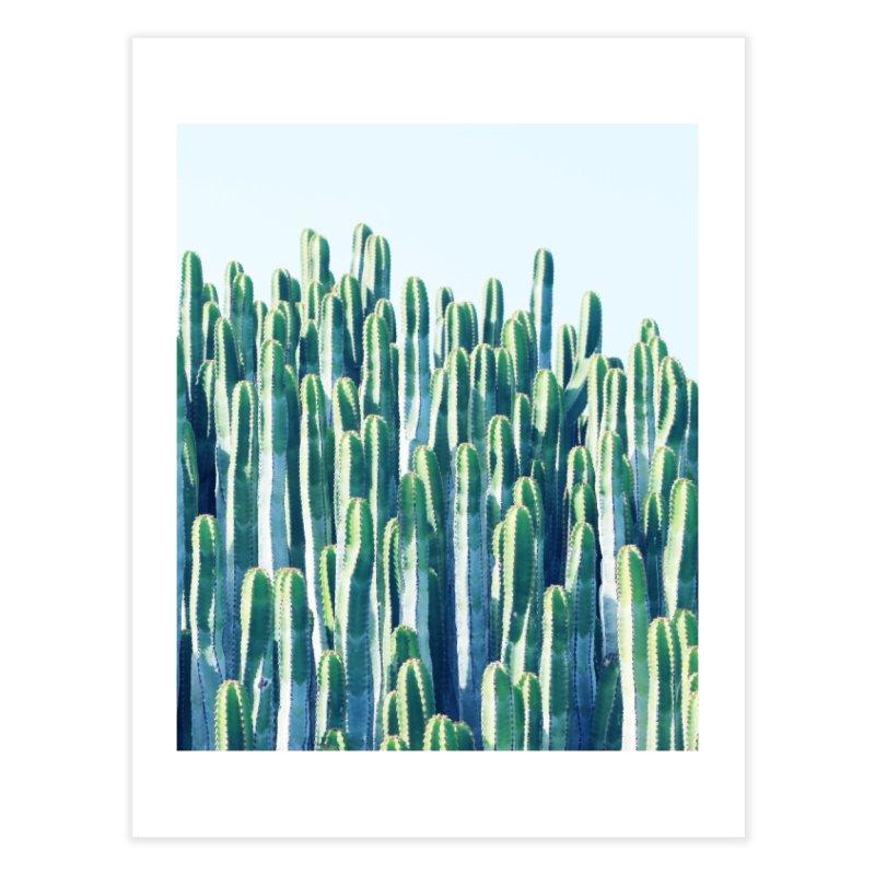 Cactus V2 Home Fine Art Print by 83oranges