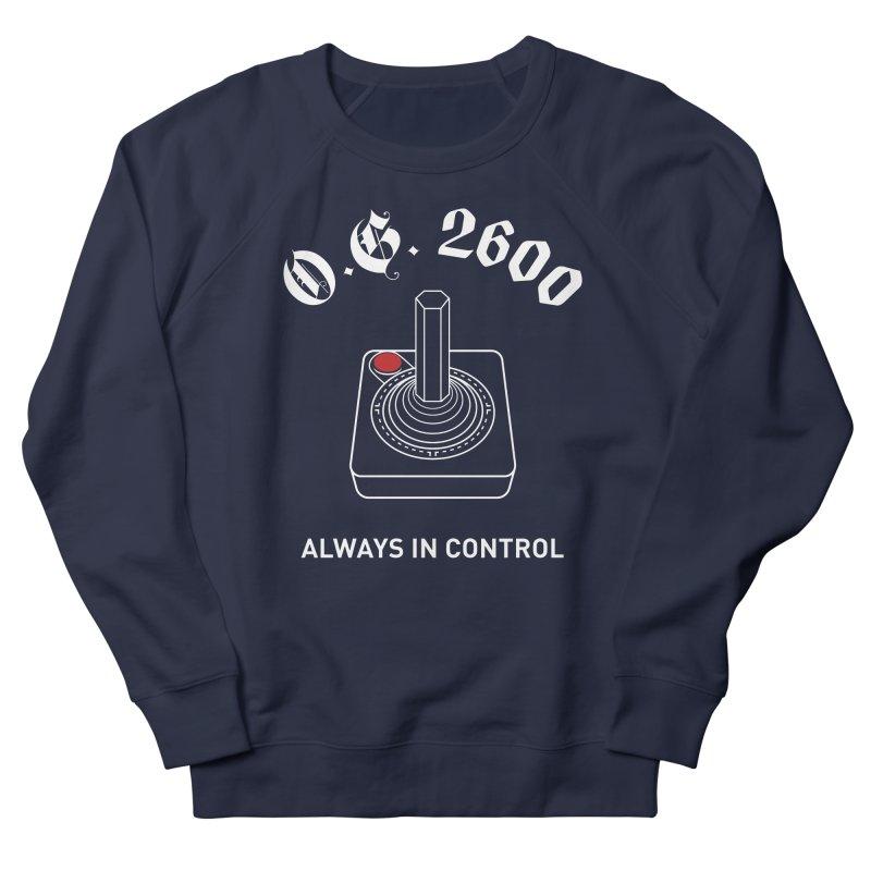 OG 2600 Always in Control (Joystick) Men's Sweatshirt by 84collective
