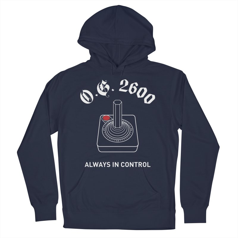 OG 2600 Always in Control (Joystick) Women's French Terry Pullover Hoody by 84collective