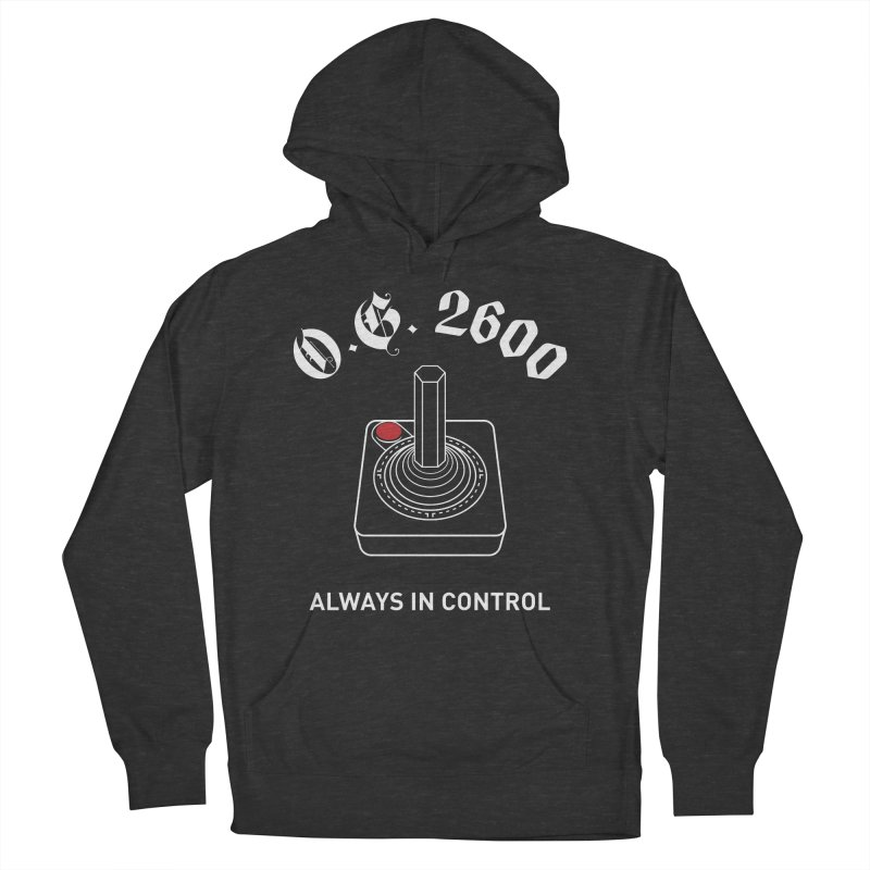 OG 2600 Always in Control (Joystick) Men's French Terry Pullover Hoody by 84collective