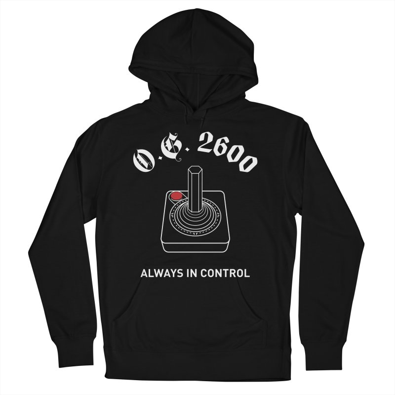 OG 2600 Always in Control (Joystick) Men's Pullover Hoody by 84collective