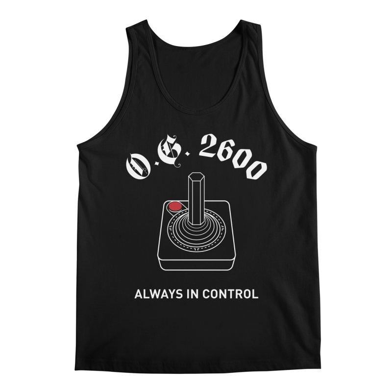 OG 2600 Always in Control (Joystick) Men's Regular Tank by 84collective