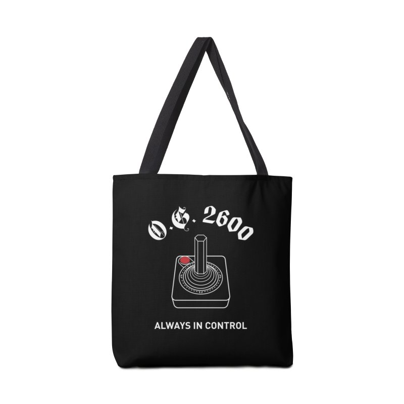 OG 2600 Always in Control (Joystick) Accessories Tote Bag Bag by 84collective