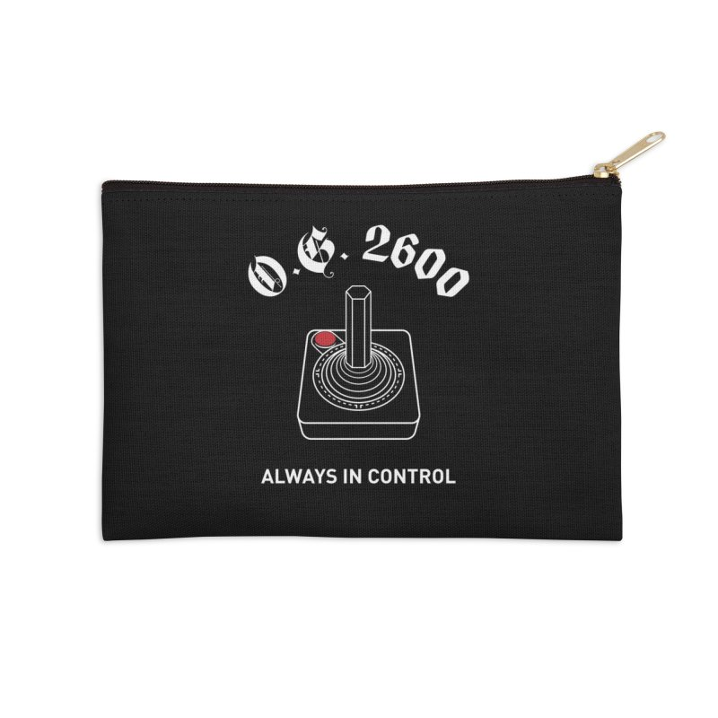 OG 2600 Always in Control (Joystick) Accessories Zip Pouch by 84collective