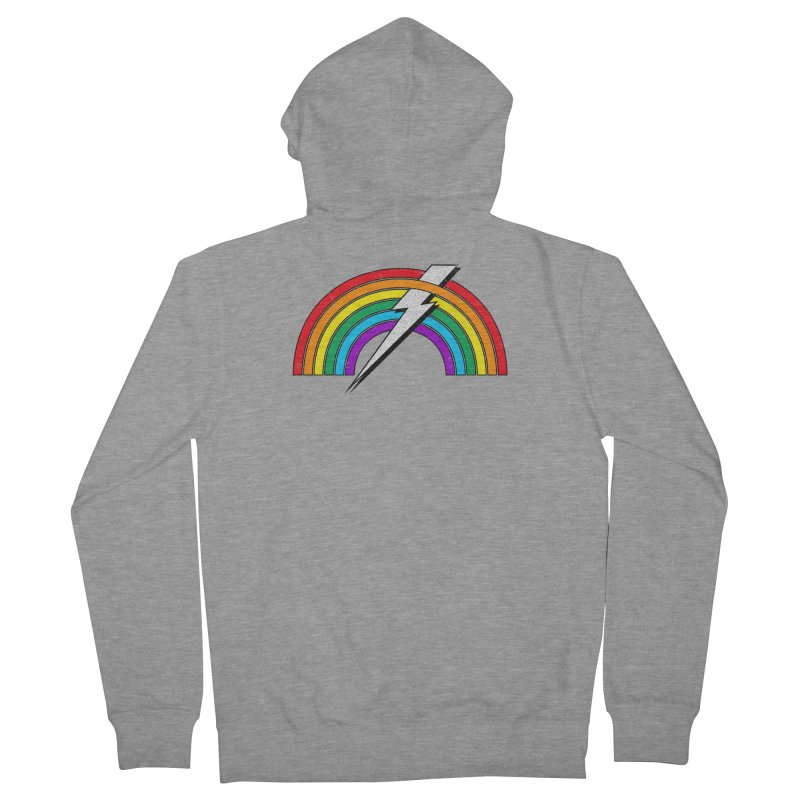 Equal Power Women's French Terry Zip-Up Hoody by 84collective