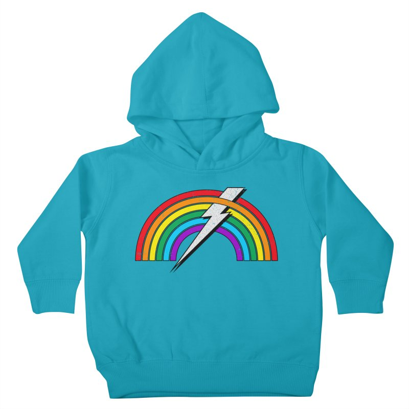 Equal Power Kids Toddler Pullover Hoody by 84collective