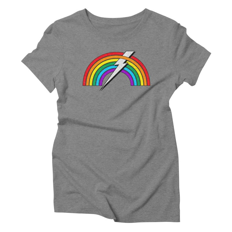Equal Power Women's Triblend T-Shirt by 84collective
