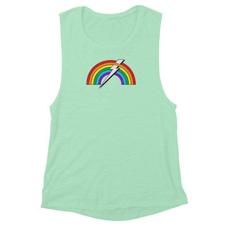 Equal Power Women's Muscle Tank by 84collective