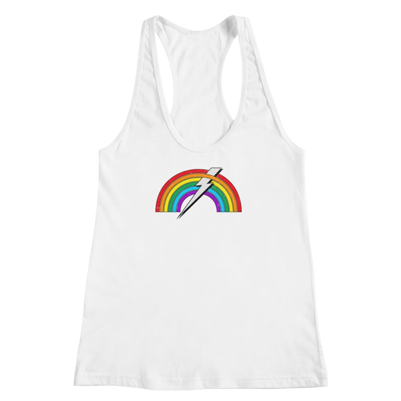 Equal Power Women's Racerback Tank by 84collective