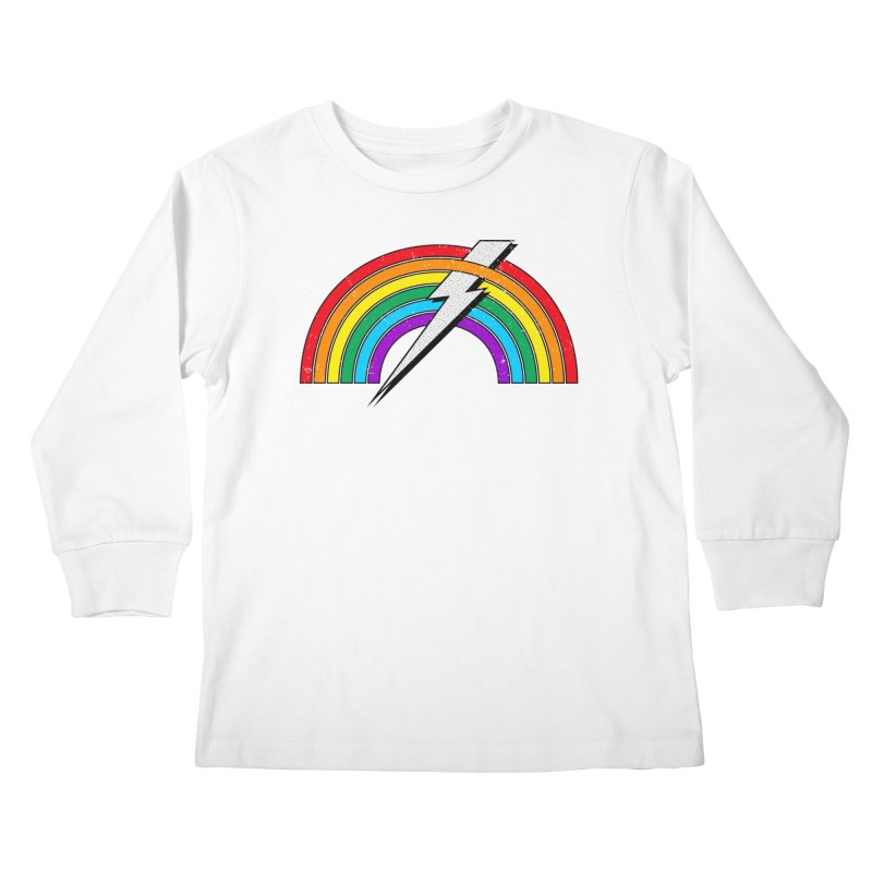 Equal Power Kids Longsleeve T-Shirt by 84collective