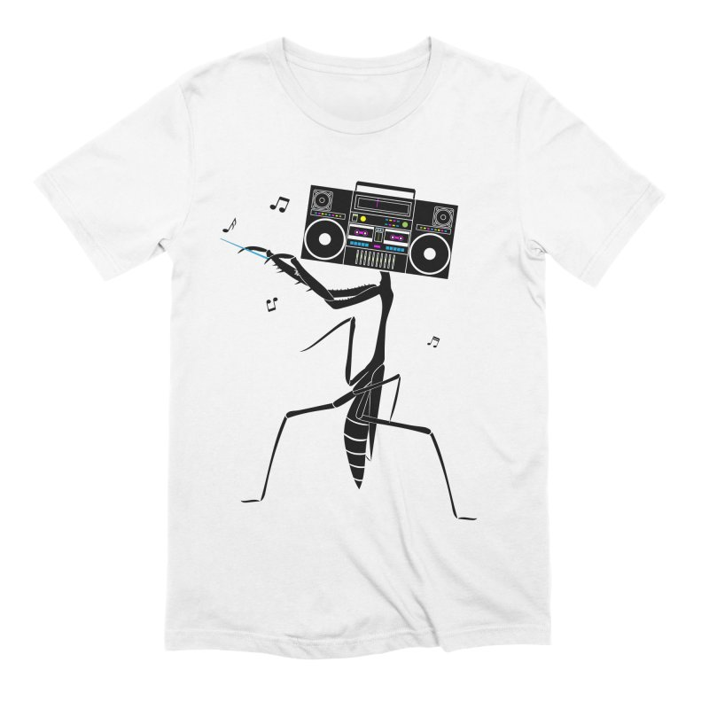 Praying Mantis Radio Men's Extra Soft T-Shirt by 84collective