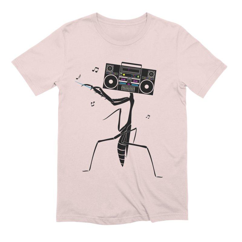 Praying Mantis Radio Men's Extra Soft T-Shirt by 84collective