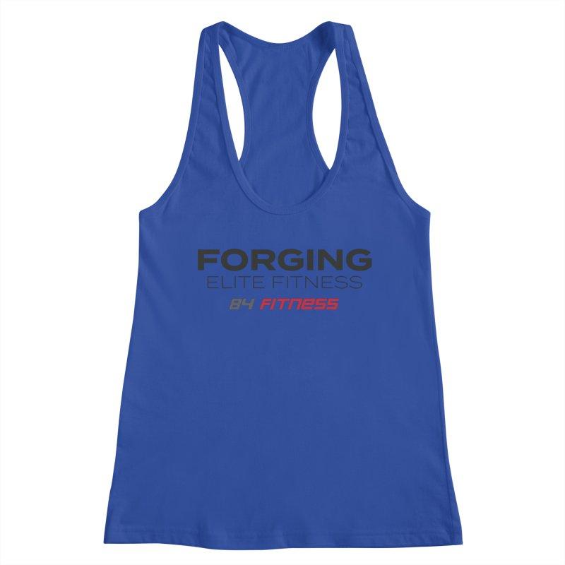 Forging Elite Fitness Women's Tank by 84fitness's Artist Shop