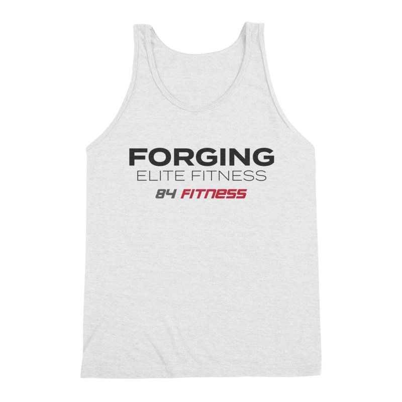 Forging Elite Fitness Men's Tank by 84fitness's Artist Shop