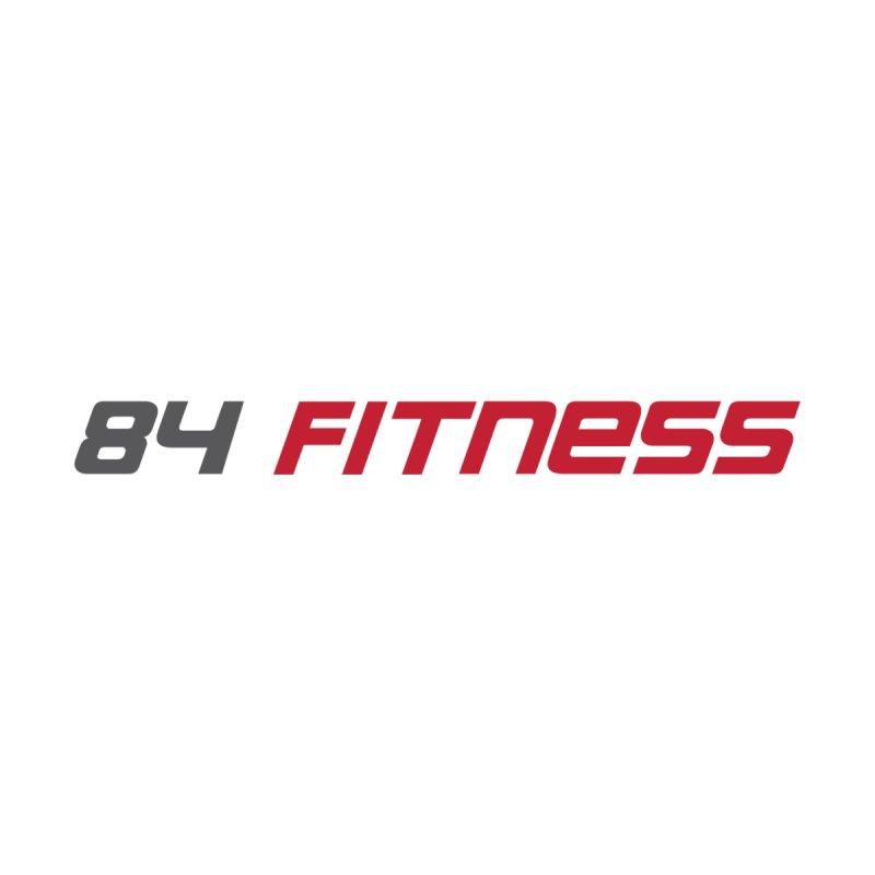 84 Fitness Men's T-Shirt by 84fitness's Artist Shop