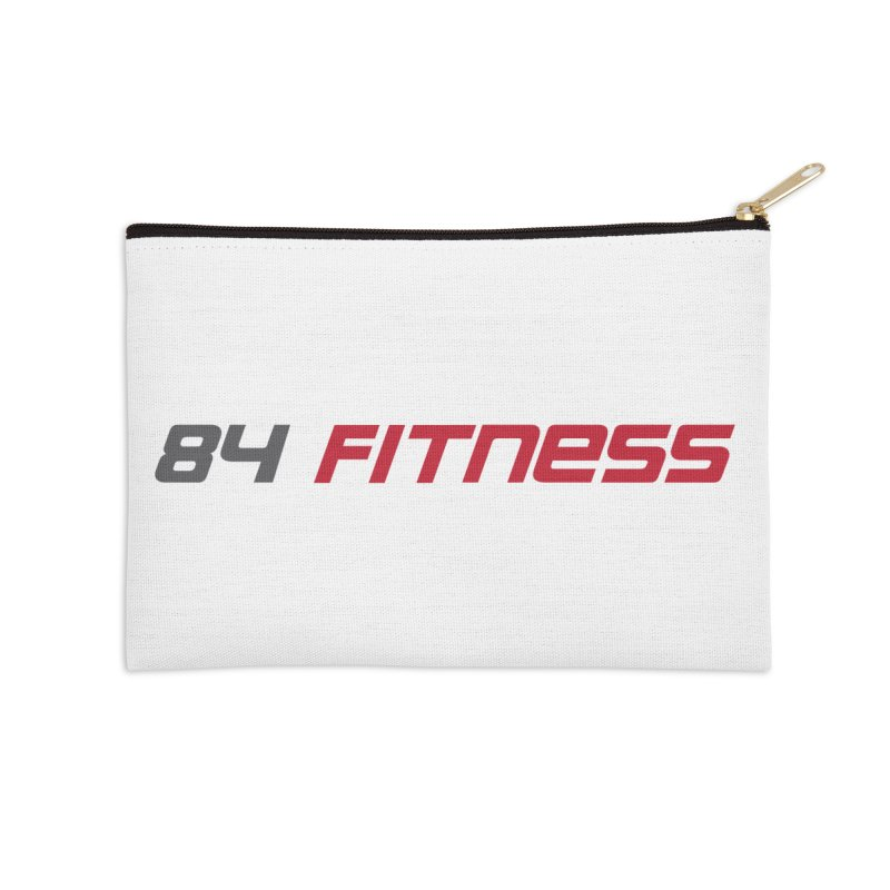 84 Fitness Accessories Zip Pouch by 84fitness's Artist Shop