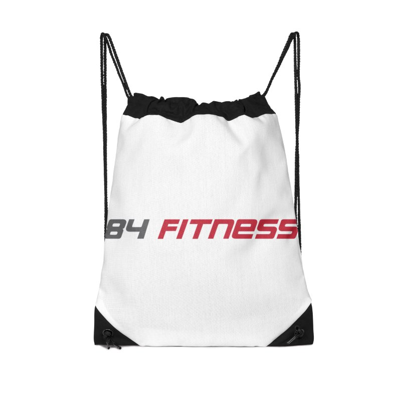 84 Fitness Accessories Bag by 84fitness's Artist Shop