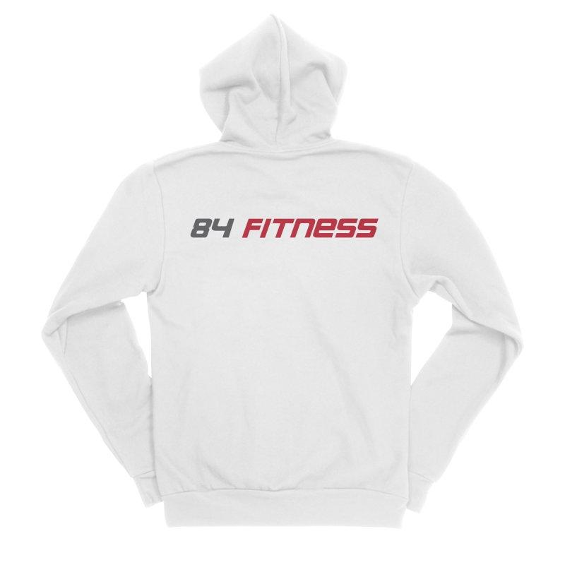 84 Fitness Men's Zip-Up Hoody by 84fitness's Artist Shop