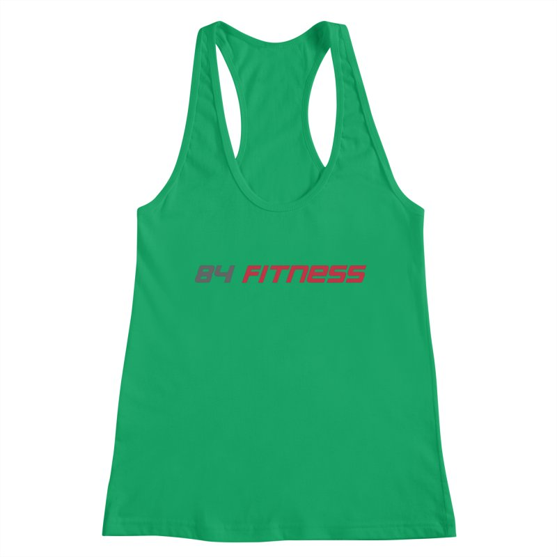 84 Fitness Women's Tank by 84fitness's Artist Shop