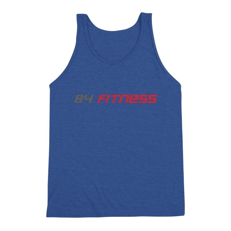 84 Fitness Men's Tank by 84fitness's Artist Shop
