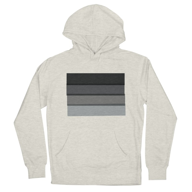 Noir Women's Pullover Hoody by 8 TV Artist Shop