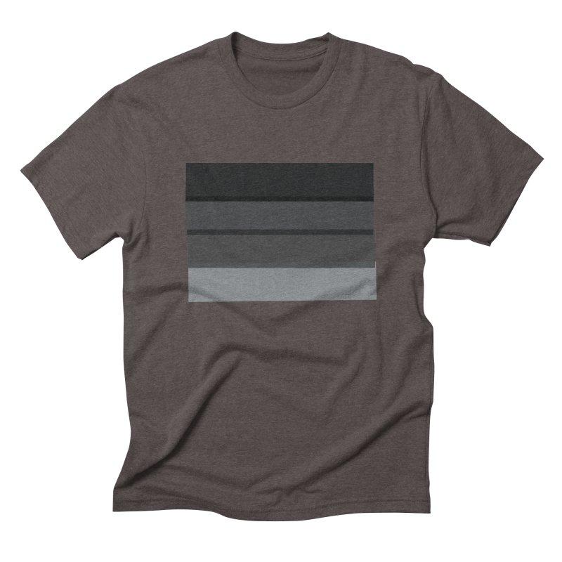 Noir Men's Triblend T-Shirt by 8 TV Artist Shop