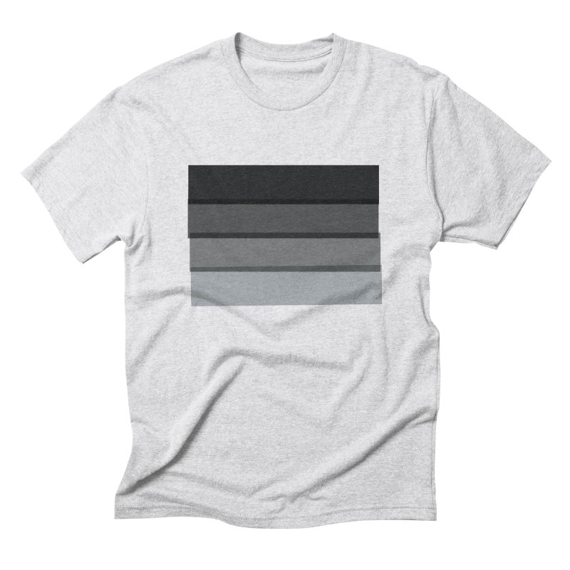 Noir Men's Triblend T-Shirt by 8 TV Artist Shop