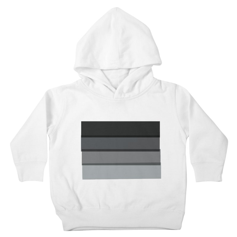 Noir Kids Toddler Pullover Hoody by 8 TV Artist Shop