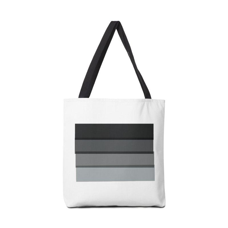 Noir Accessories Bag by 8 TV Artist Shop