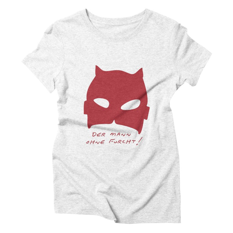 the man without fear   by 8 TV Artist Shop