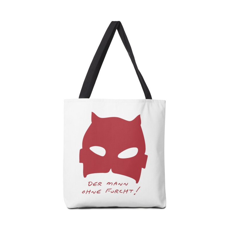 the man without fear Accessories Bag by 8 TV Artist Shop