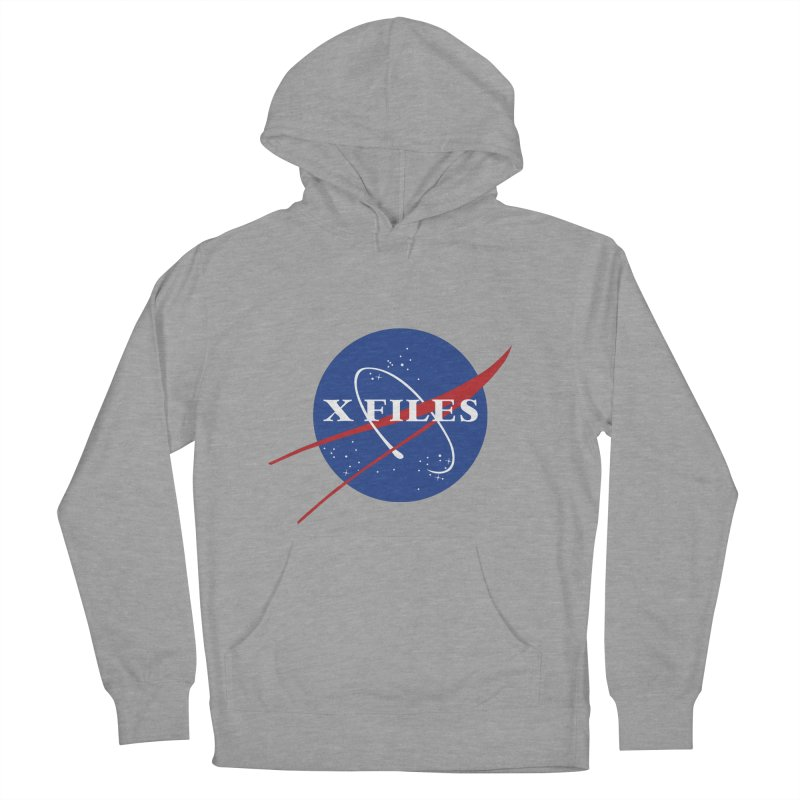 the nasa files Men's Pullover Hoody by 8 TV Artist Shop