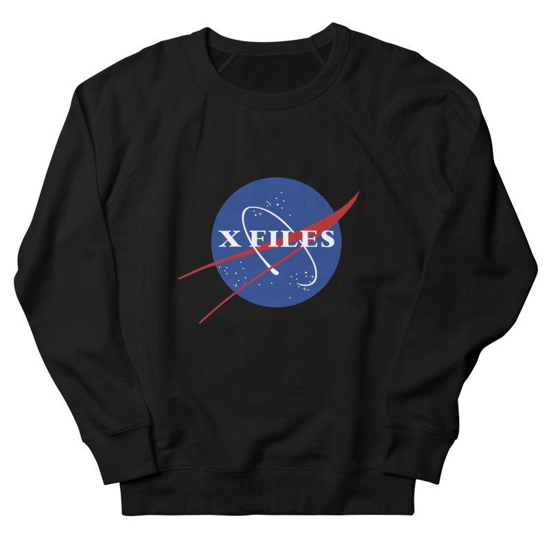 the nasa files Women's Sweatshirt by 8 TV Artist Shop