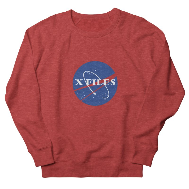 the nasa files Men's Sweatshirt by 8 TV Artist Shop