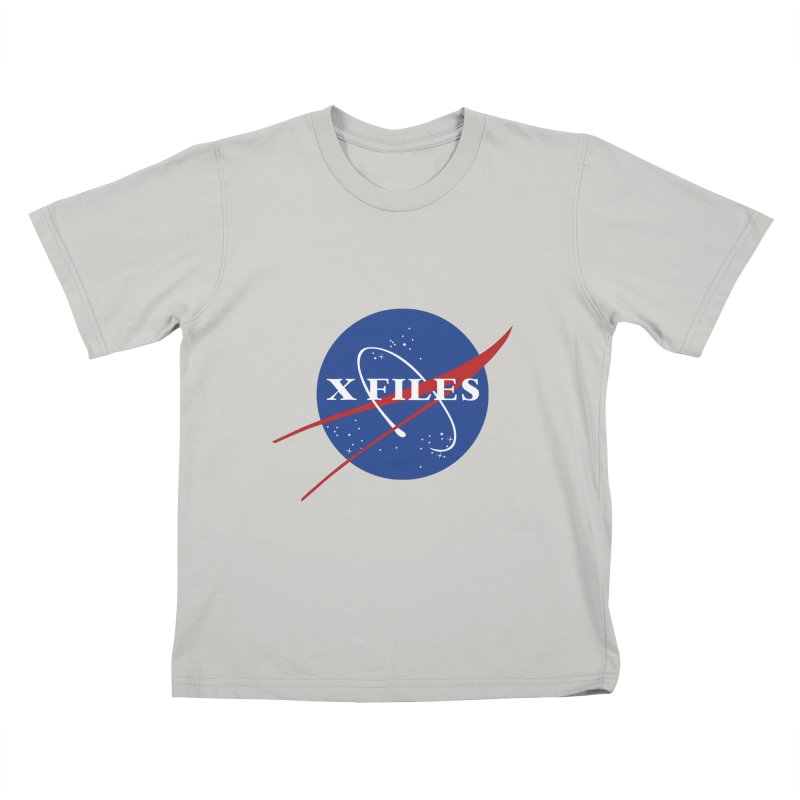 the nasa files Kids T-shirt by 8 TV Artist Shop