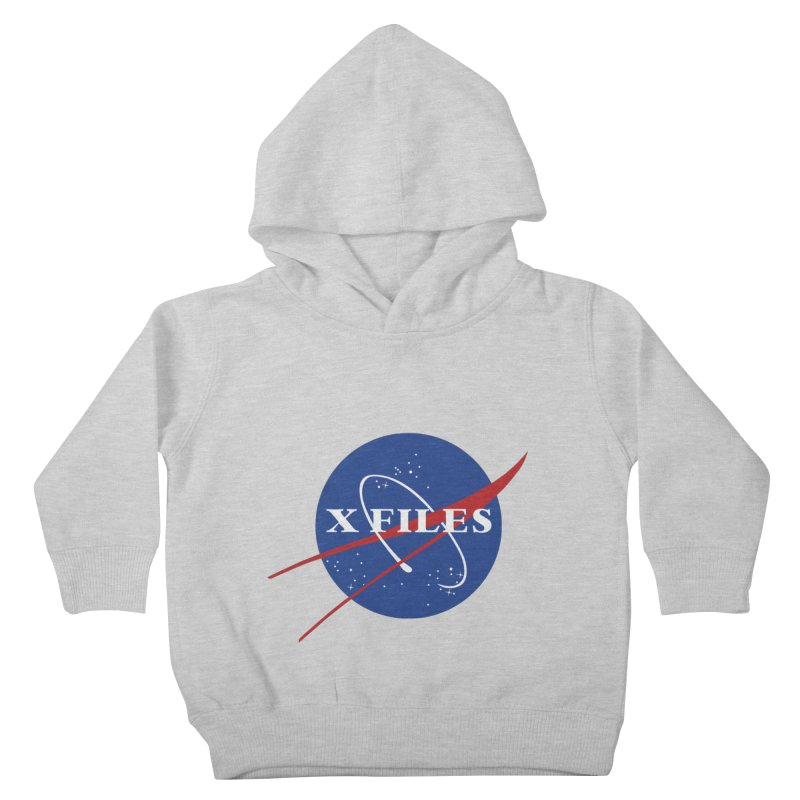the nasa files Kids Toddler Pullover Hoody by 8 TV Artist Shop