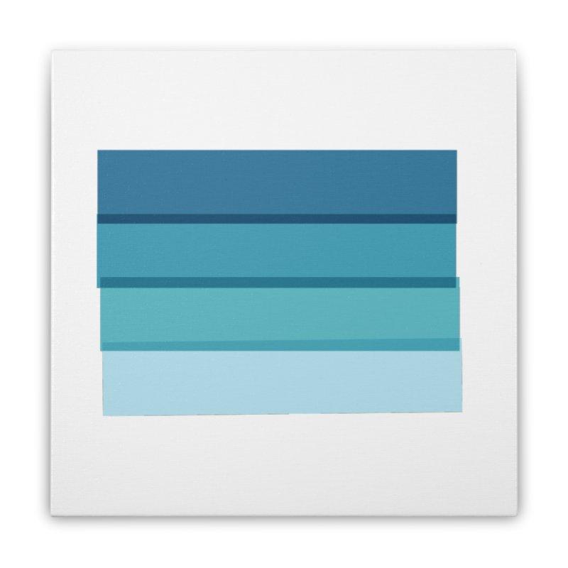 Bleu   by 8 TV Artist Shop