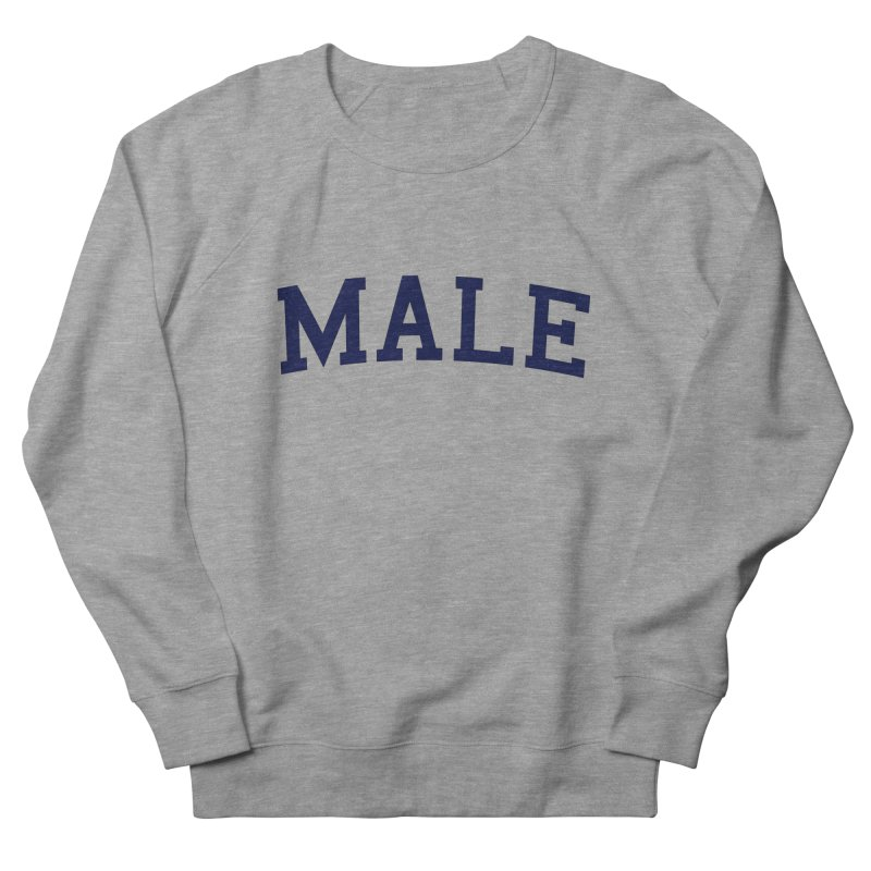 Male Women's French Terry Sweatshirt by 8 TV Artist Shop